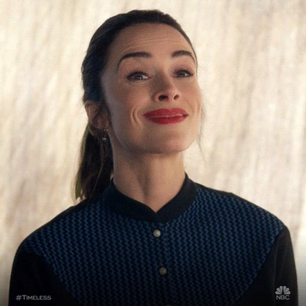 That #Monday morning feeling: who's with me? #Timeless https://t.co/3jBsxZy91A