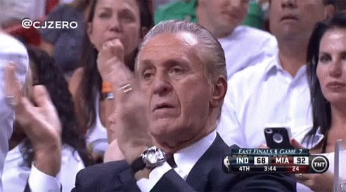 Happy 73rd birthday to Pat Riley.