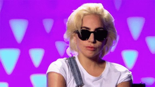 Baby she was BORN THIS DAY      Happy Birthday Lady Gaga