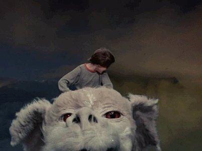 The Neverending Story. Released 35 years ago today.   Still soooooooooooooooooo good!! https://t.co/AnsOHo404o