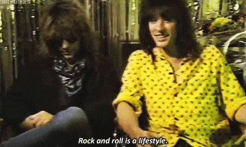 Happy Birthday to the incomparable Richie Sambora. This Jersey Girl thinks you ROCK!!
