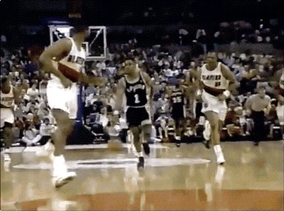 From the NYC courts to happy birthday to NBA bad ass PG