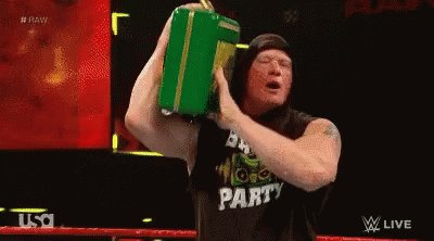 Happy 42nd birthday to Brock Lesnar!