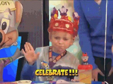 Happy birthday Maisie