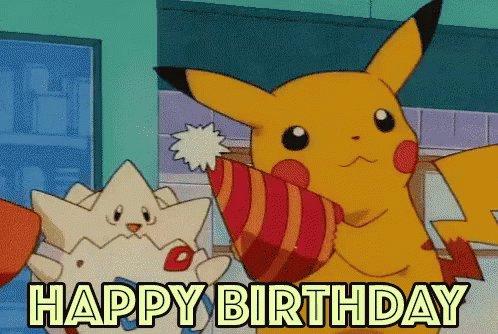 Happy Birthday Chris.