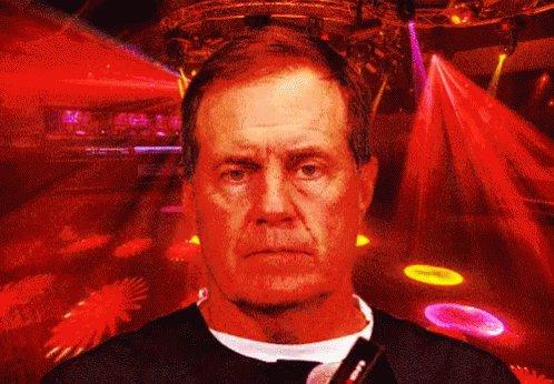 Happy Birthday, Bill Belichick!  Mit 66 Jahren fängt das Leben ja bekanntlich an...