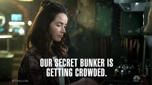 Ya think?! ???? #TIMELESS https://t.co/mmOrNlSrl7