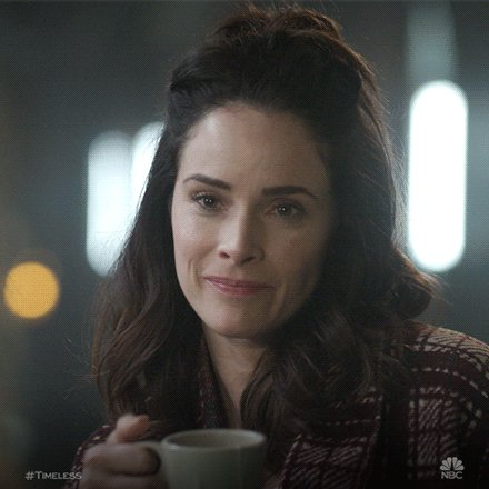Oh boy. It just keeps getting more awkward. Let the good times roll. JFK here we come! #TImeless https://t.co/ehmkcH3g7X