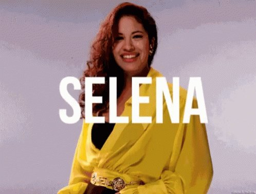 HAPPY BIRTHDAY TO THE QUEEN, MY QUEEN, SELENA QUINTANILLA PÉREZ