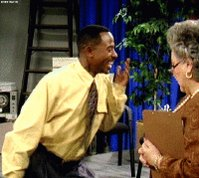 Happy Birthday Blessings also today to Martin Lawrence!