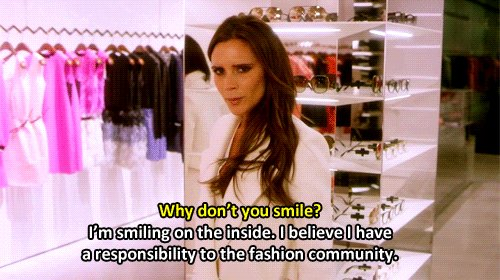 Happy birthday to my other mum Victoria Beckham !!