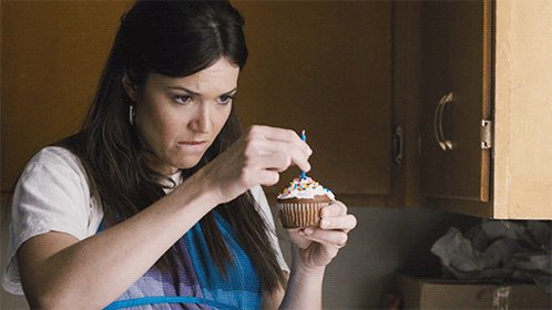 Happy birthday to our favorite TV mom, the one and only Mandy Moore.