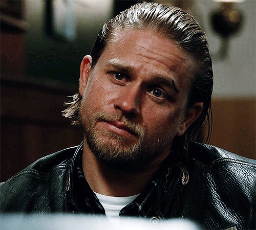 Happy Birthday Mr. Charlie Hunnam. The one and only Jackson Teller.