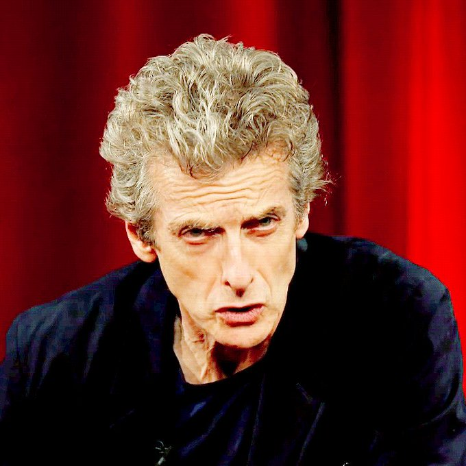 It\s 14th April my time so HAPPY BIRTHDAY PETER CAPALDI
