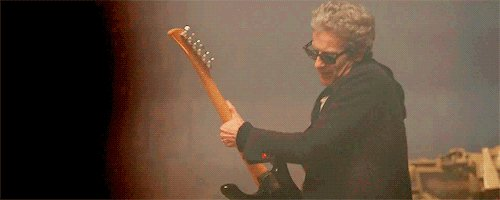 Happy 60th Birthday to the Twelfth Doctor himself, Peter Capaldi!