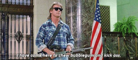 Happy 64th Birthday to the Late Great Rowdy Roddy Piper, Don t forget the Sunglasses and Bubblegum!!!
