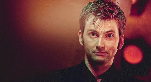 Happy birthday to David Tennant, a brilliant actor who made me fall in love with Doctor Who