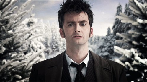 Happy Birthday to the 10th Doctor, David Tennant! Hope your birthday is brilliant!