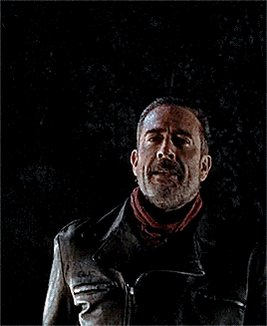 Happy birthday to the man who smashed my brains in. Jeffrey Dean Morgan!