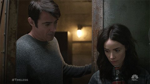 About last night... what did YOU think of last nights #Timeless episode? https://t.co/mNeUJSxGkF