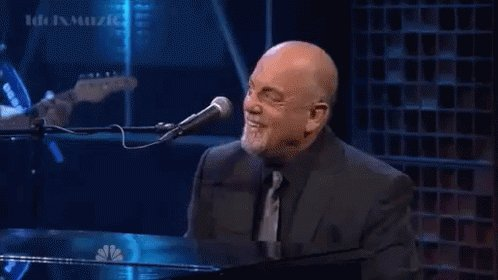 Billy Joel turns 69 at midnight. Happy birthday to the legend