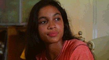 Happy birthday, Rosario Dawson.