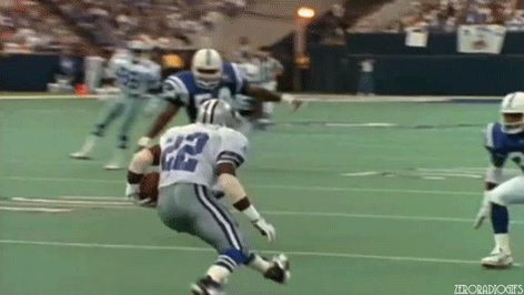Happy Birthday to one of the greatest to wear a star, Emmitt Smith