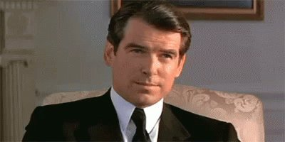 Happy Birthday to himself, Pierce Brosnan!