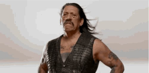 Happy Birthday to Danny Trejo!