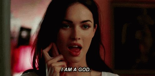I can t believe Megan Fox invented being a bad bitch.   happy birthday to her.
