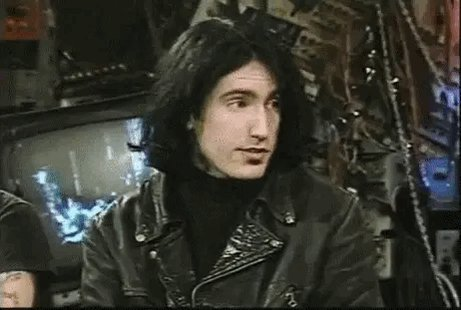 Happy 53 birthday to the absolute love of my life. Trent Reznor.