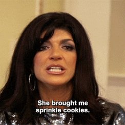 Happy birthday Teresa Giudice!