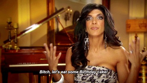 Happy Birthday to the Queen of the Housewives