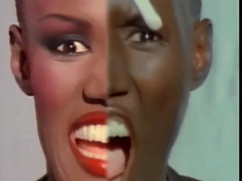 Happy birthday, Grace Jones.
