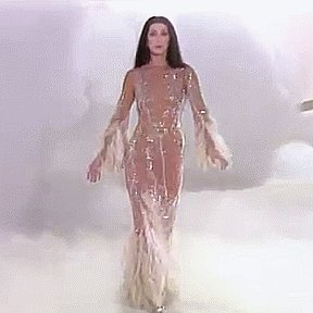 Happy seventy-second Birthday to this Iconic goddess  A year ago I saw you today in Classic Cher!