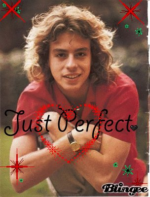 Happy Birthday I Have a Gift For you you I will Love it Leif Garrett Your Boyfriend