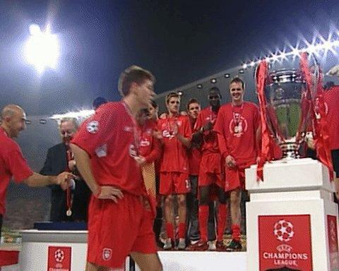 Happy birthday, Steven Gerrard!