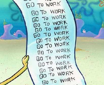 My to do list for the next 5 days gI6yiv6RLH