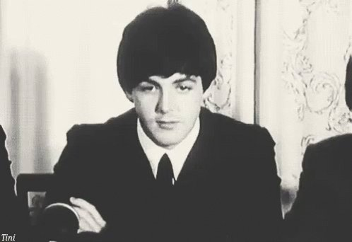 Happy Birthday to the one and only Paul McCartney!