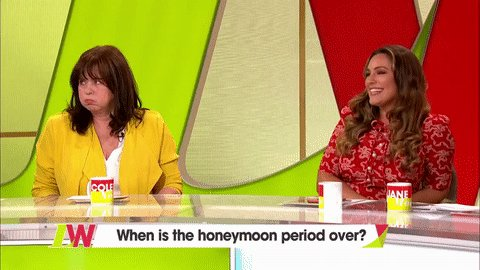 RT @loosewomen: Our @IAMKELLYBROOK is all love up with Jeremy. And our @NolanColeen is all... ???? https://t.co/tGbo2yB8DQ