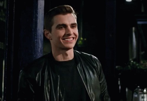 Awww happy birthday Dave FRANCO