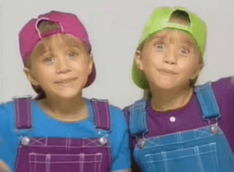 Happy birthday to Mary Kate and Ashley Olsen! |