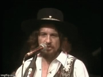 Happy Birthday to the man, Waylon Jennings. June 15th 1037-February 13th 2002.