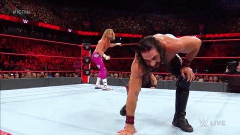 RT @WWEUniverse: Just one #Superkick ahead... #RAW #ICTitle @WWERollins @HEELZiggler https://t.co/8T2lX8LfnC