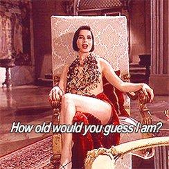 Happy birthday, Isabella Rossellini!