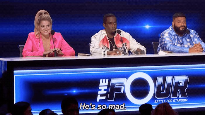 RT @TheFourOnFOX: Yo, what is he so mad about? ???? You already know this episode 'bout to get intense! https://t.co/YbtZ7AddwM