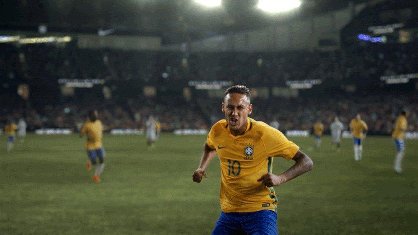Neymar with the dagger! It's 2-0 https://t.co/n8Z1Bb9DmI