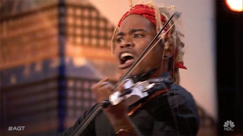 RT @AGT_Auditions: WHOA! Never heard a violin like this! ???? #AGT https://t.co/DzzzS00qin