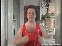 Happy birthday Richard Simmons. The world misses you!