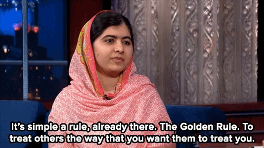 Happy 21st birthday, Malala Yousafzai